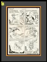 IRON-MAN  -  Don HECK Comic Art