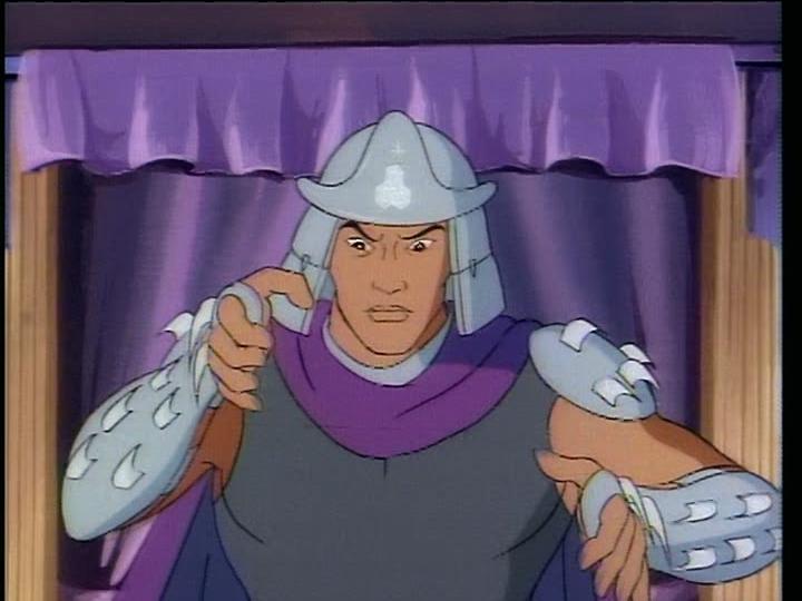 Shredder Unmasked Curse Of The Evil Eye Teenage Mutant Ninja