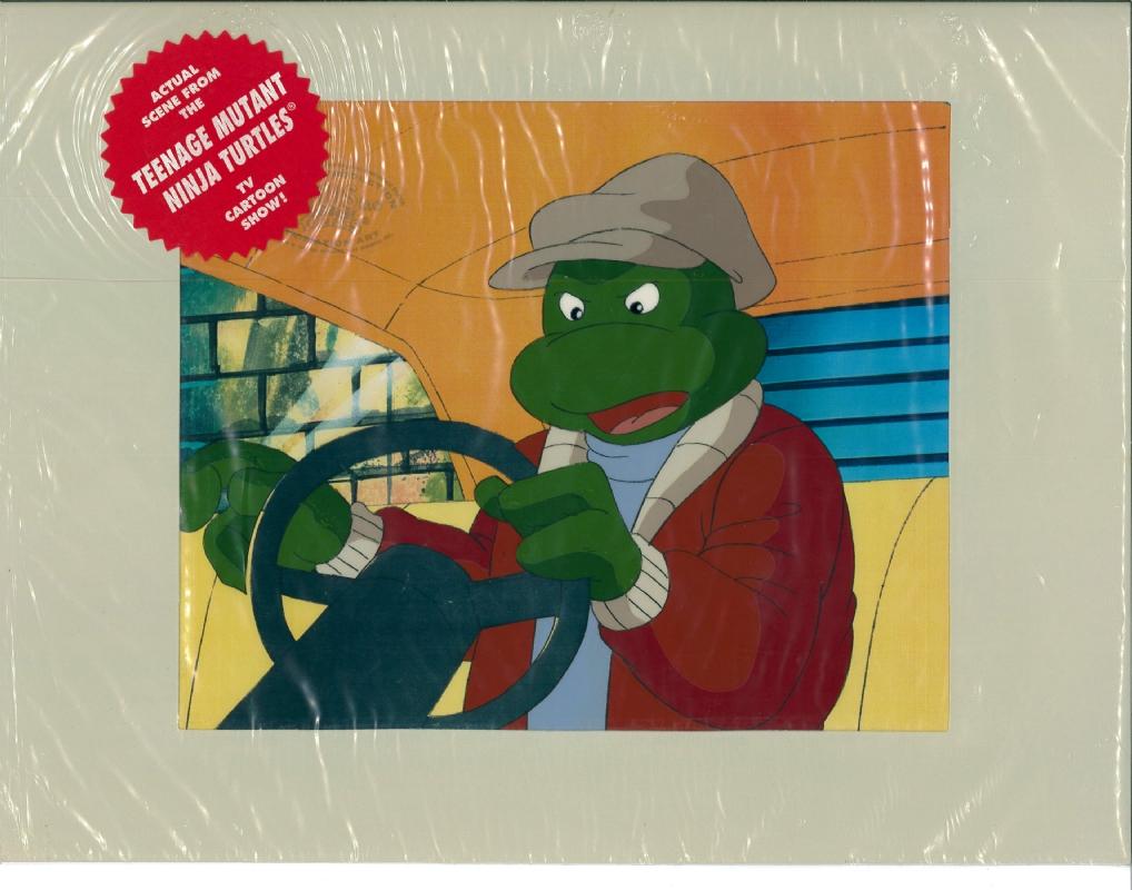 Raphael Taxi Driver Raphael Drives Em Wild Teenage Mutant
