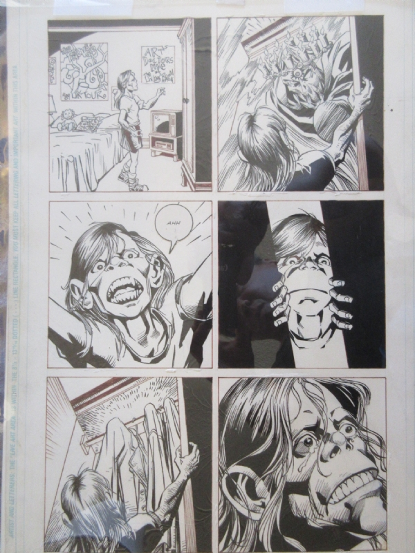 Doom Patrol 51 Page 7 Dorothy Spinner And The Candlemaker In A