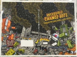 KICKSTART THIS!: Jeffrey Browns Incredible Change-Bots