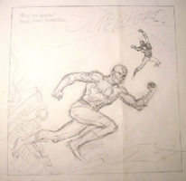 How to Draw Your Own Comic Book Superhero by Don Heck Comic Art