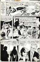 Detective Comics #421 Last Page of Batgirl Story 1972 - Heck Comic Art