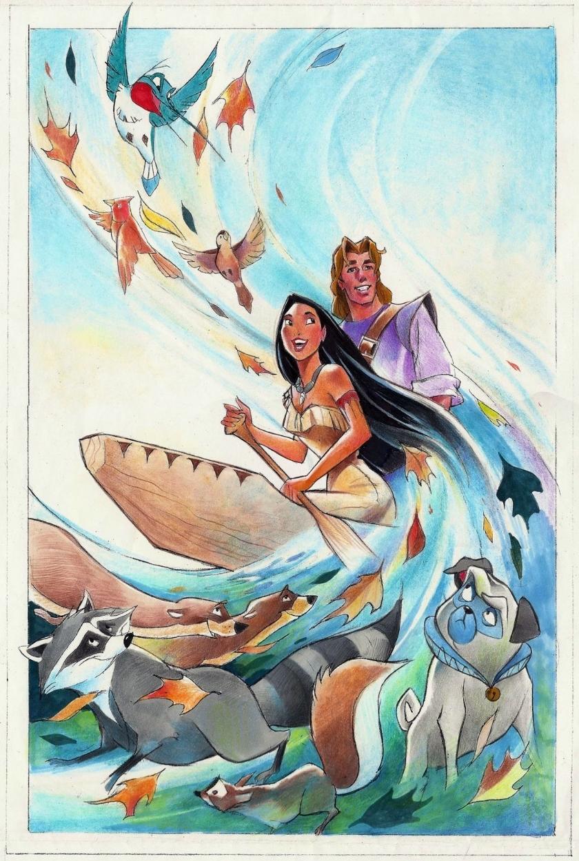 Pocahontas, une Légende Indienne [Walt Disney - 1995] - Page 13 UHlZZhMu_2404141110571