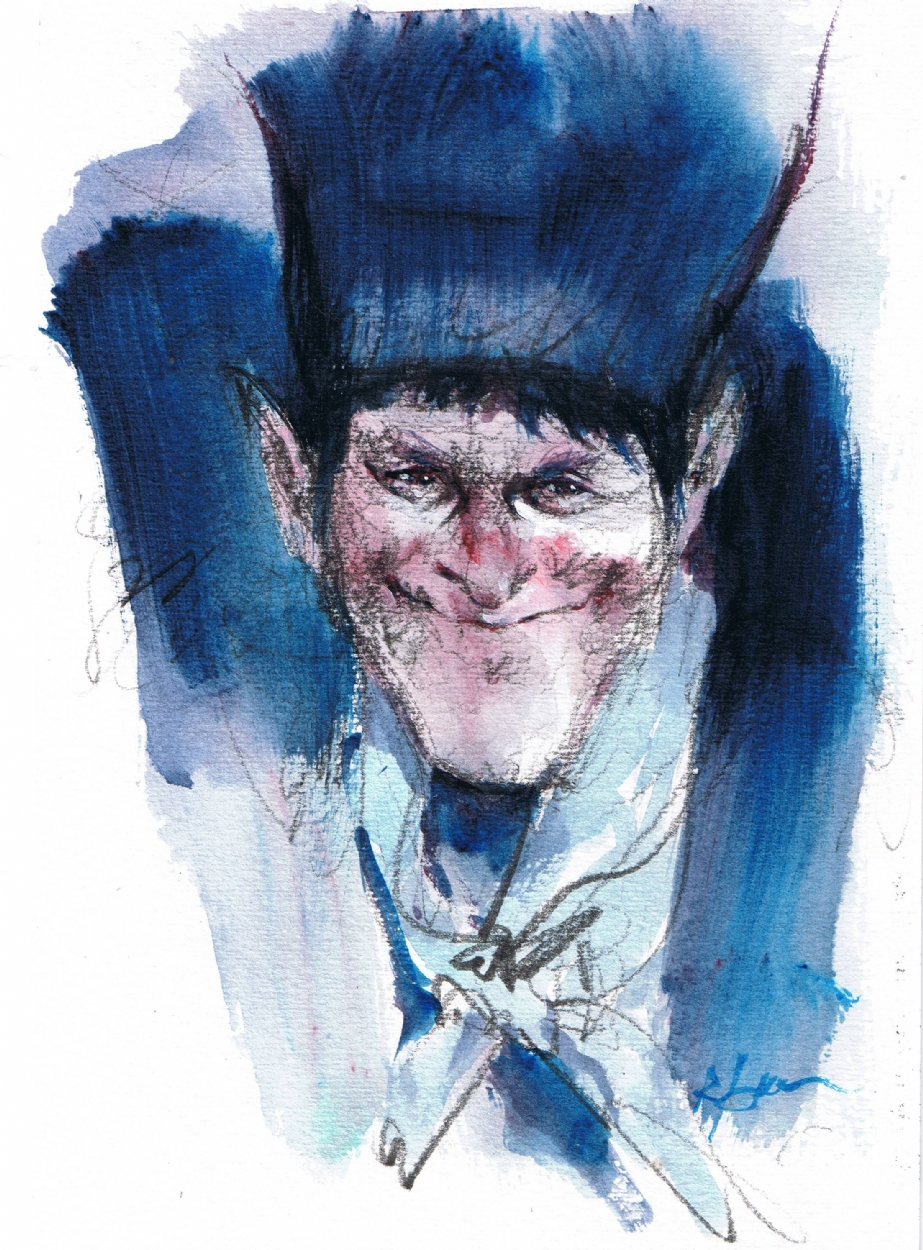 René Follet - Les Zingari Comic Art