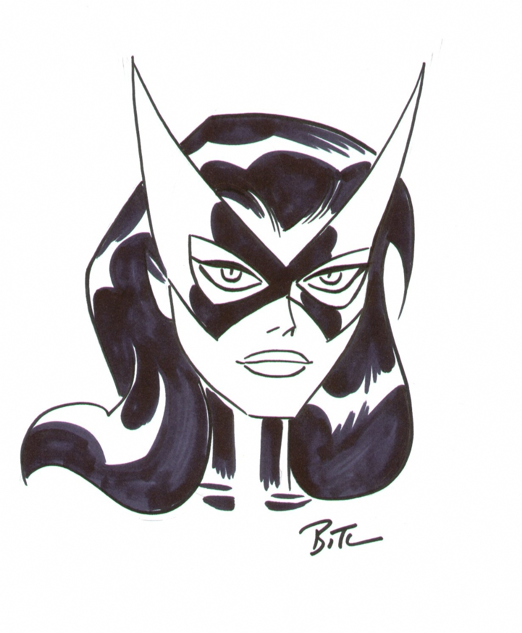 Justice League Unlimited Bruce Timm Huntress Sketch In Laura Mc S Justice League Unlimited Comic Art Gallery Room See more of justice league: justice league unlimited bruce timm
