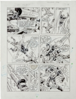 Iron Man back-up story page 4 from Spider-Man Magazine #9 (Marvel 1995) by Don Heck and Steve Mitchell Comic Art