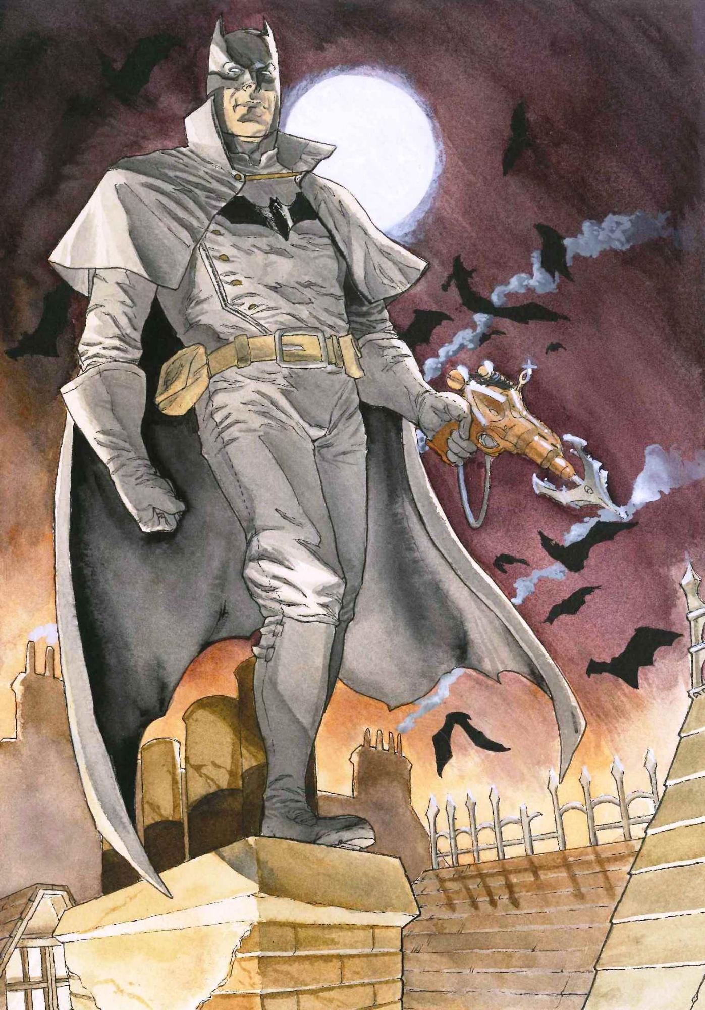 Batman Gotham By Gaslight In Erfauki D S For Sale Miscelanea Comic Art Gallery Room