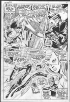 X-Men #64 pg.14 1st Sunfire Comic Art