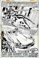 Amazing Adventures (third series) #8, page 1 Comic Art
