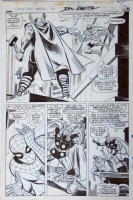 Amazing Spider-Man #3 Annual, page 6 Comic Art