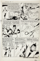 Tales To Astonish 44 page 16 by Jack Kirby, 1963 - - - 1st Wasp! Comic Art