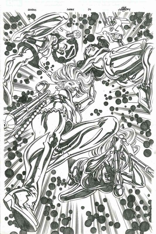 Kirby Genesis #1 Herbert Reorder Variant Comic Book